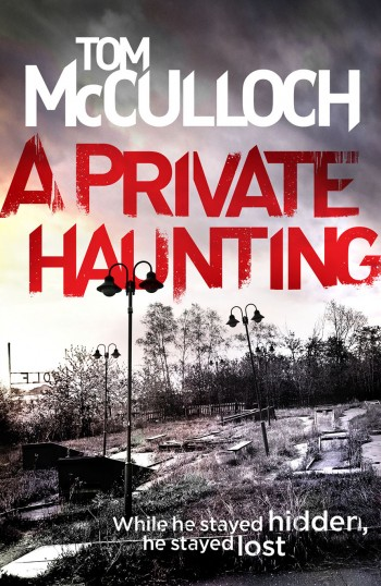 A Private Haunting, draft cover2